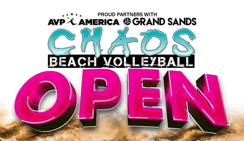 Chaos Beach Volleyball Open